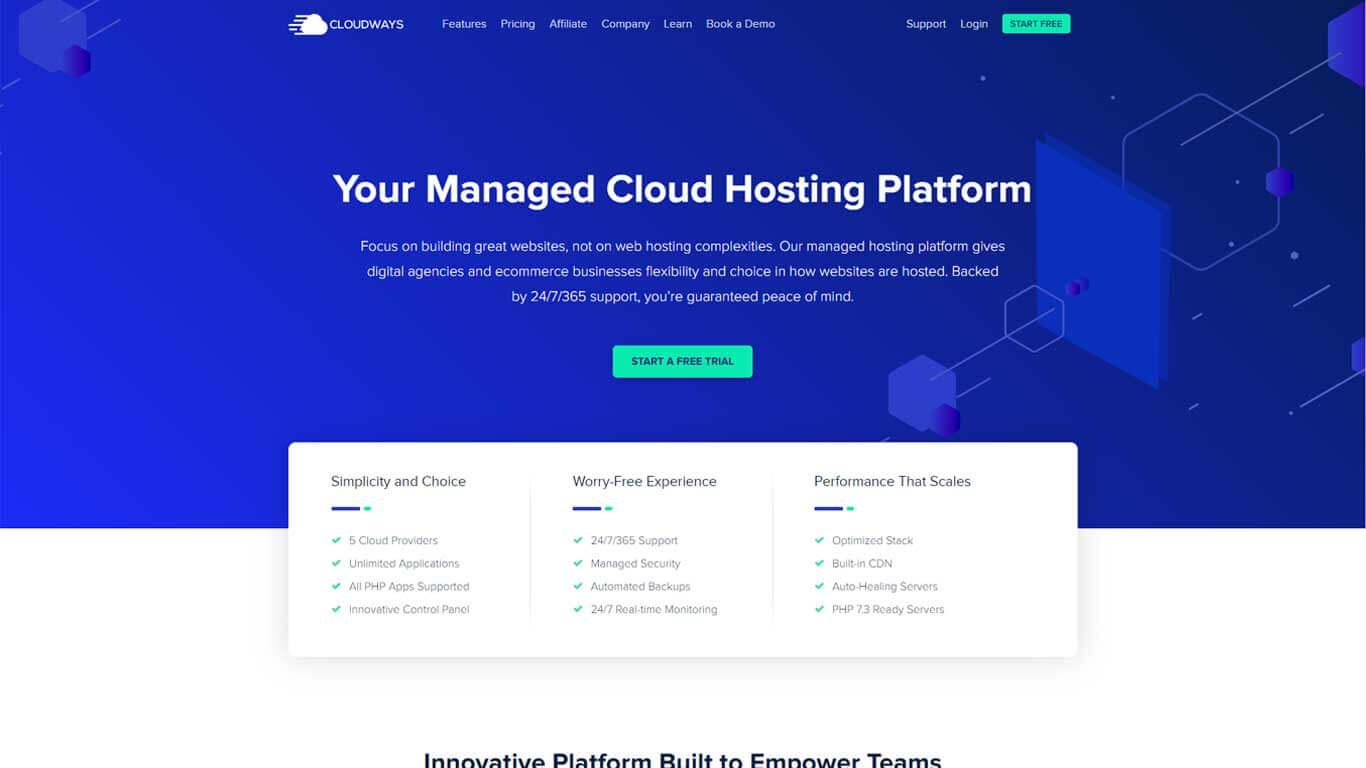 cloudways hosting 2020