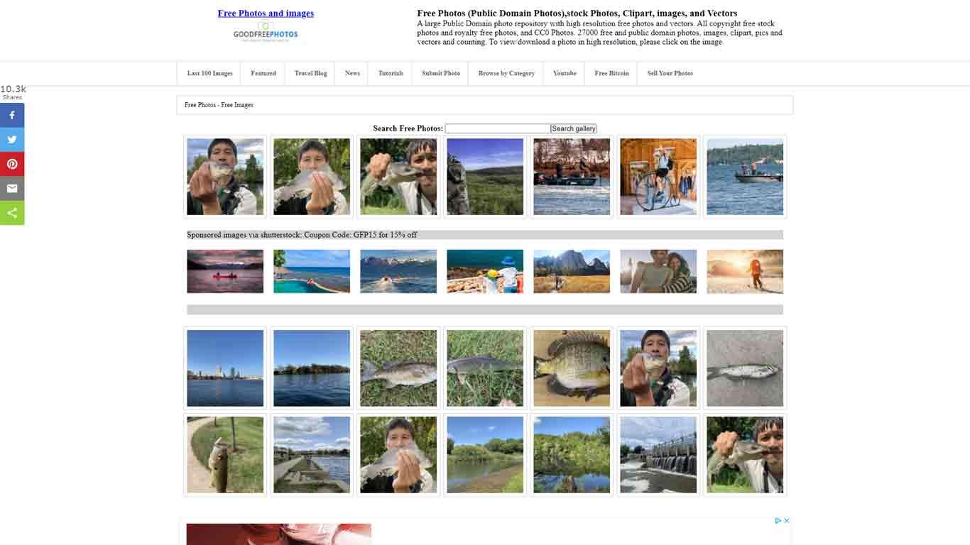homepage di goodfreephotos