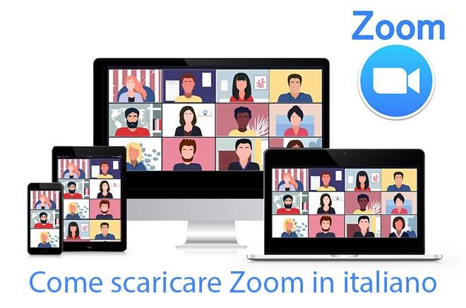Come scaricare Zoom in italiano: guida passo passo