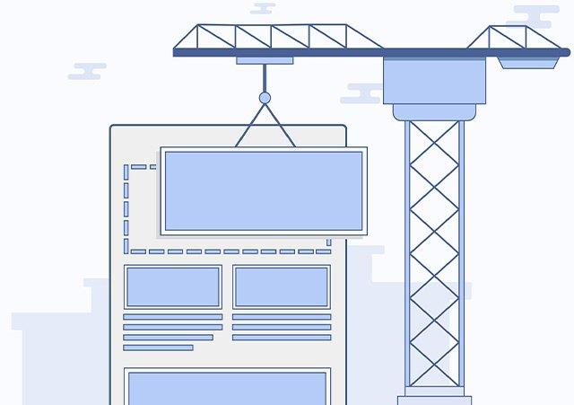 siti web e-commerce icona