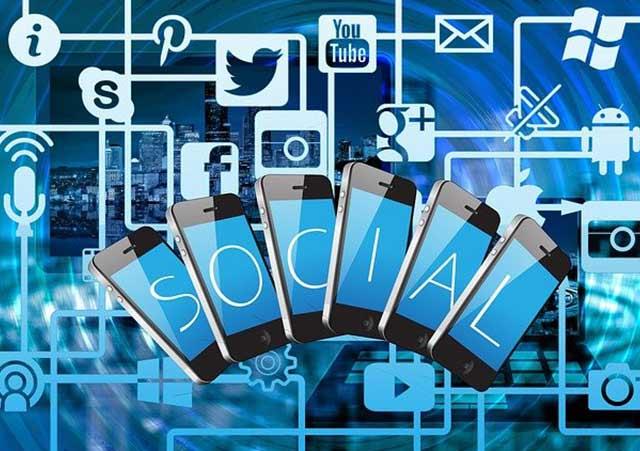 immagine social media marketing