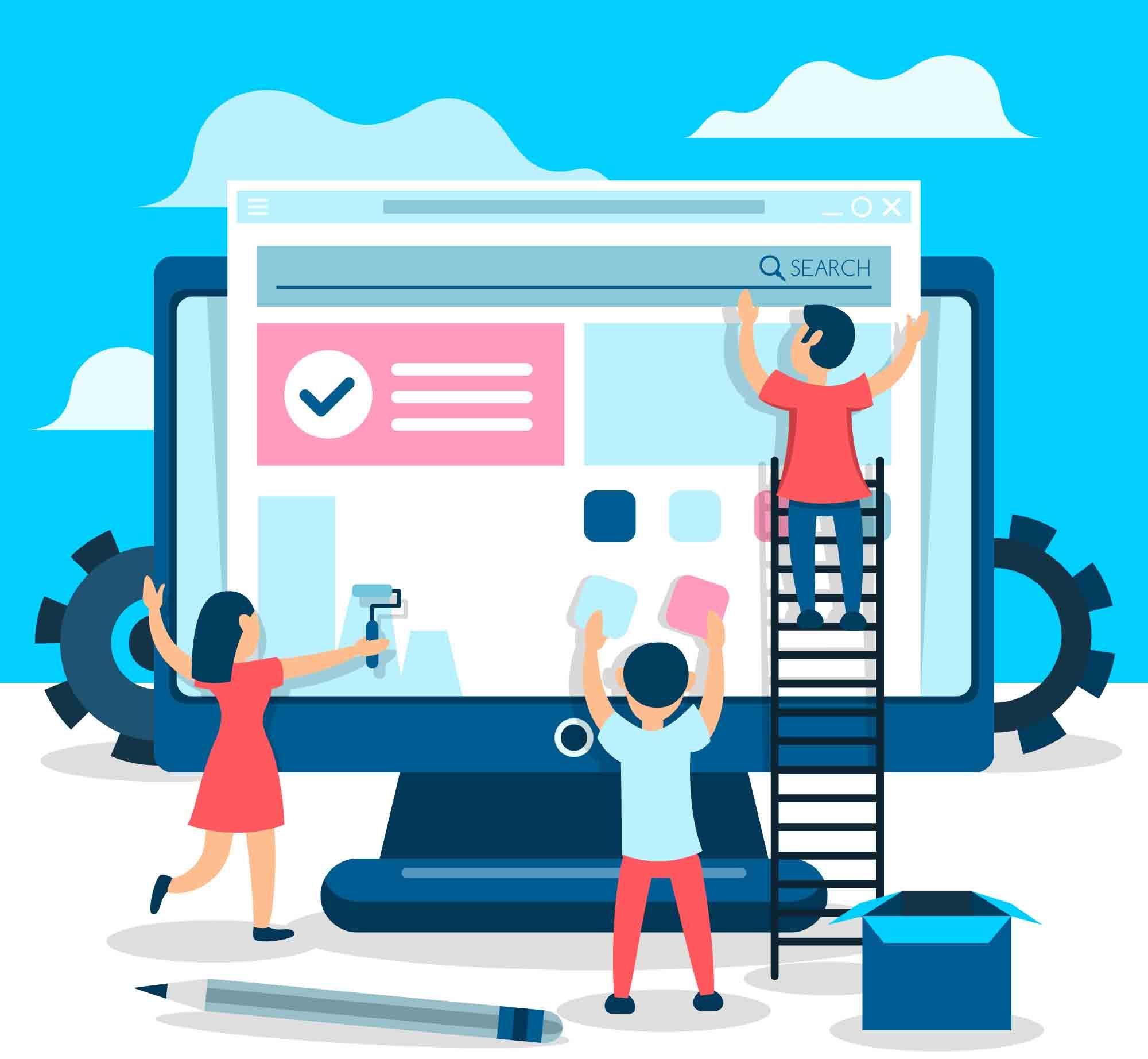 creazione siti web agency lucca